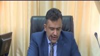 فريق حكومي يشارك في اجتماع بعمان لمناقشة تحصيل إيرادات محافظة الحديدة