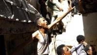 هيئة سيادة تتهم التحالف بتحوير مسار الحرب في اليمن وتدين قصف المدنيين