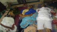 محافظ الضالع: جريمة قتل المصلين بمسجد الأزارق تخدم الحوثيين