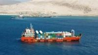 سفينة إماراتية على متنها أسلحة تغادر ميناء سقطرى دون أي تخليص جمركي