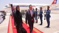 انخفاض مستوى التمثيل الإماراتي في استقبال رئيس الحكومة يثير غضب اليمنيين