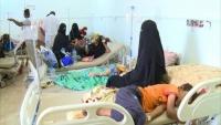 الكوليرا تقتل 9 أشخاص وتصيب 560 حالة في أبين
