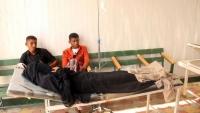 زيادة الإصابة بالكوليرا تلاحق الجوعى والنازحين في اليمن