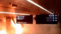هيومن رايتس: استهداف الحوثيين مطار أبها يشكل انتهاكاً لقوانين الحرب