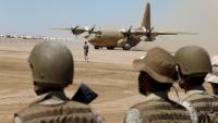 جندي سعودي في مأرب يقتل أحد أفراد الجيش الوطني بدمٍ بارد