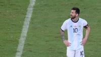 خيبة أخرى لميسي.. الأرجنتين تخسر في بداية مشوارها بكوبا أميركا