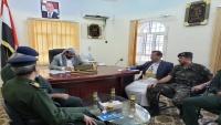 العرادة: مكافحة المخدرات واحدة من الجبهات التي تخوضها الشرعية ضد الحوثيين