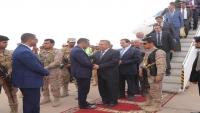 بن دغر يؤكد على ضرورة الحفاظ على مؤسسات الدولة في سقطرى