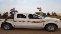القوات الحكومية تحكم سيطرتها على كامل أحياء مدينة عتق