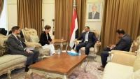 المانيا تؤكد دعمها للحكومة الشرعية في اليمن
