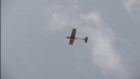 التحالف يعلن اعتراضه طائرة مسيرة حوثية أطلقت من صنعاء باتجاه السعودية