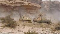 الجيش الوطني يحقق تقدم في جبهة المزرق بصعدة