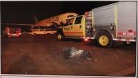 تسعة جرحى في هجوم للحوثيين استهدف مطار أبها في السعودية