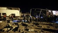 مقتل 44 على الأقل في قصف لقوات حفتر على مركز للمهاجرين في ليبيا