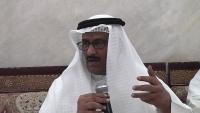 العجمي: على الدول التي تحرض على الانفصال التوقف عن تدمير اليمن