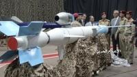 الحوثيون يفتتحون معرضا للأسلحة الجديدة والمشاط يقول: المرحلة القادمة مليئة بالمفاجآت