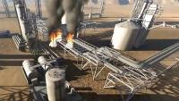 الحوثيون يعلنون استهداف مطار جازان والتحالف يعلن التصدي