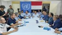 """طرفا الأزمة في اليمن يتفقان على نشر """"ضباط ارتباط"""" لمنع خرق هدنة الحديدة"""