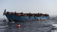فقدان 116 مهاجراً في غرق سفينة قبالة السواحل الليبية