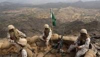 جماعة الحوثي تعلن مقتل جنود سعوديين في جيزان