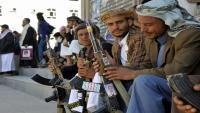 """جماعة الحوثي تشن حملة مداهمات واعتقالات في عمران بتهمة صلتهم بـ """"قشيرة"""""""