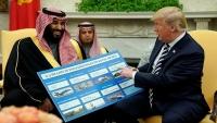 واشنطن بوست: ترامب وقادة الحزب الجمهوري في الكونغرس سيتحملون مسؤولية فرار السعودية من العقاب