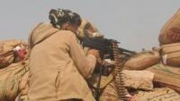 مقتل حوثيين في تجدد المواجهات مع الجيش الوطني في مريس