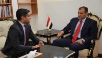 الحكومة اليمنية: مفتاح الحل للأزمة اليمنية تنفيذ اتفاق السويد