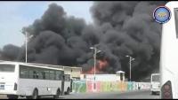 الحديدة.. قصف حوثي على مجمع إخوان ثابت هو الثاني خلال أسبوع