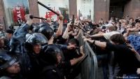 الشرطة الروسية تعتقل مئات المعارضين خلال تظاهرة وسط موسكو
