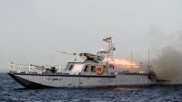 إيران تحتجز ناقلة نفط في مياه الخليج