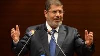 """نجل """"مرسي"""" يدعو الحجاج للدعاء لوالده يوم عرفة"""