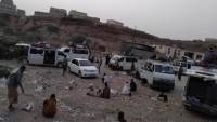 قوات مدعومة من الامارات تمنع مرور المسافرين من أبناء المحافظات الشمالية
