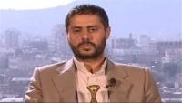 قيادي حوثي يدعو إلى وقف إطلاق النار وتشكيل سلطة إنتقالية