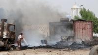 قتلى مدنيون وقوات الحكومة تتقدم في كريتر وجبل حديد