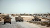 قتلى وجرحى بهجوم استهدف الجيش المصري بسيناء