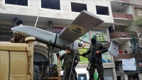 انطلقتا من غزة.. طائرتان مسيرتان تخترقان الحدود باتجاه إسرائيل