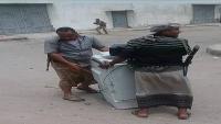 عناصر الإنتقالي يقتحمون مقر وزارة النقل في عدن