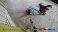 داعش يتبنى عملية إغتيال أحد فريق مكافحة الإرهاب بعدن