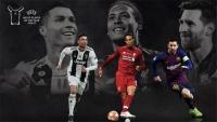 أفضل لاعب في أوروبا.. ميسي أم رونالدو أم فان دايك؟
