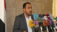 ناطق الحوثيين يرحب بأي جهد عربي أو إسلامي لوقف الحرب في اليمن