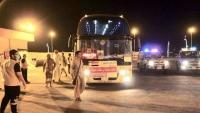 السعودية توقف أربعة حجاج يمنيين وعائلاتهم في منفذ الوديعة دون ذكر الأسباب