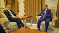 نائب وزير الخارجية: الحكومة ماضية في استخدام أدواتها القانونية لإنهاء التمرد