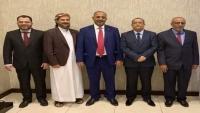وفد الانتقالي يغادر جدة دون التفاوض مع الحكومة اليمنية