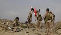 شبوة.. القوات الحكومية تأسر أركان حرب اللواء الثامن صاعقة التابع للانتقالي