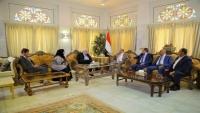 البركاني: اليمن بمختلف مؤسساتها تعمل لإنهاء التمرد المسلح في عدن
