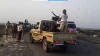 القوات الحكومية تسيطر على مدينة الحوطة مركز محافظة لحج