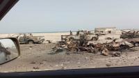 وزارة الدفاع: القصف الإماراتي على القوات الحكومية أوقع أكثر من 300 بين قتيل وجريح