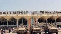 توقف مطار عدن الدولي جراء المواجهات العسكرية