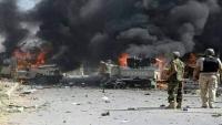 مناشدات بعدن للصليب الأحمر لرفع جثث أفراد من الجيش تعرضت لقصف طيران الإمارات